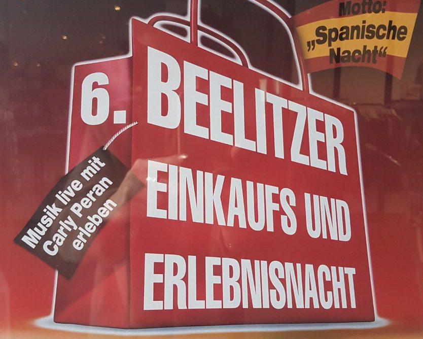 Beelitzer Einkaufs- und Erlebnisnacht