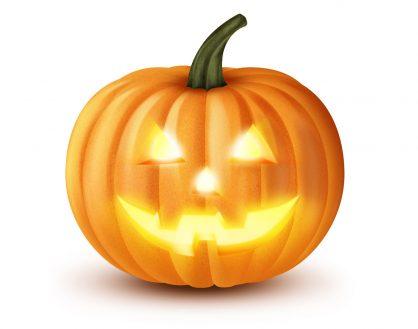 Halloween  - schaurig schöner Trend auch in unserer Stadt