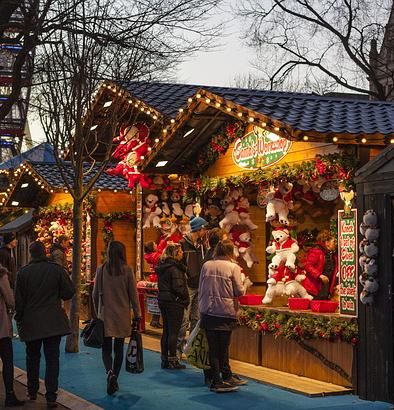 Vorweihnachtsstimmung mit dem Beelitzer Weihnachtsmarkt